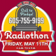 Over $85,000 Raised During Radiothon!